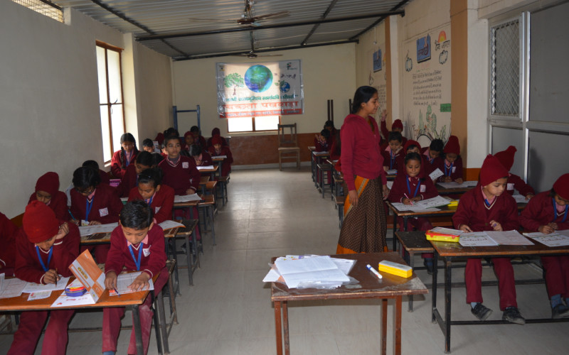 Shree Mahaprabhu Public School and College, Shivkuti, Top 10 School