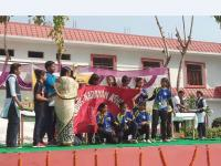 CBSE Cluster 5, Kabaddi and Volleyball Tournament