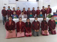 NCSC(2020-21) Nodal level demonstration by SMPPS Students.