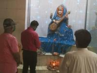 Celebration of Vishwakarma Puja